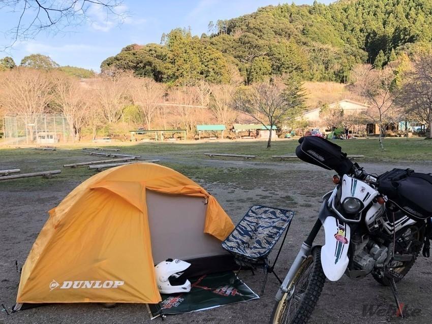 会 山梨 オフ キャンプ 初キャンプオフ☆ 2011年9月10日