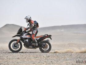 【KTM 790アドベンチャー/R 海外試乗会】アフリカの砂漠で分かった本物の実力 今最もラリーマシンに近い公道バイクだ!