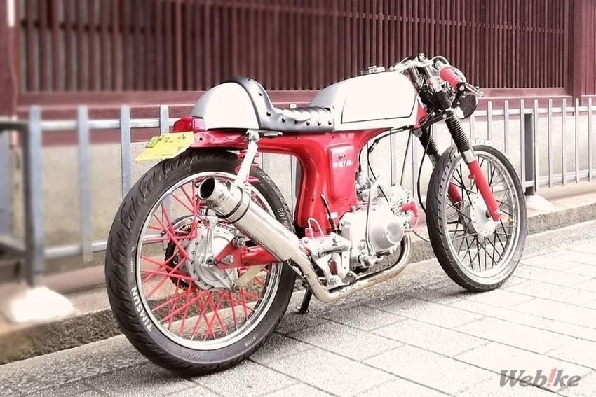 バイク ベンリー
