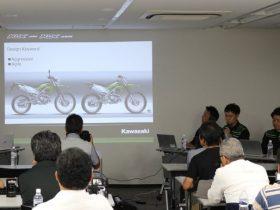 KLX230開発の狙いとは カワサキ入魂の新型マシンの姿が見えてきた