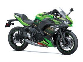 【新車】カワサキ、Ninja 650など6車種の海外向けモデルを発表