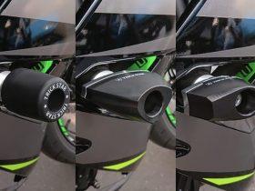 【新製品】フレームに合わせた新機構!Ninja650・Z650用フレームスライダー3種がトリックスターから新登場!