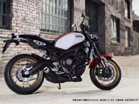【新車】ヤマハ「XSR900 ABS」がマイナーチェンジし2/25に発売 1980年代スポーツモデルをイメージした新色を採用