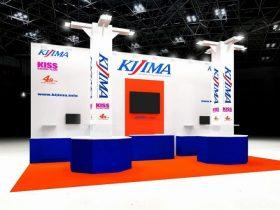 【レブル&Vストローム】キジマのWebモーターサイクルショーでは2台のカスタム車両を展示!