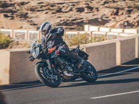 【KTM新型「390アドベンチャー」海外試乗インプレ速報】元気な走りをダートでも楽しめる小さな冒険野郎