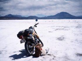 賀曽利隆の「南米一周4万3402キロ」(1984年?1985年)第2回目