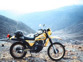 賀曽利隆の「南米一周4万3402キロ」(1984年?1985年)第4回目