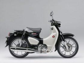 【新車】ホンダ、「スーパーカブ C125」に新色を追加し7/31に発売
