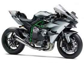 【新車】カワサキ、クローズドコース専用モデル「Ninja H2R」を特別販売