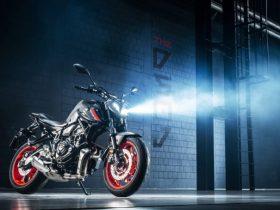 【新車】ヤマハ、ロードスポーツ「MT-07 ABS」をマイナーチェンジ 次世代MTシリーズのスタイリングに刷新