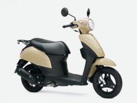 【新車】スズキ「レッツ」に新色登場!「アドレスV50」の価格を改定