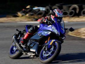 ピレリの250cc用タイヤに乗り、またもやタイヤの進化を実感