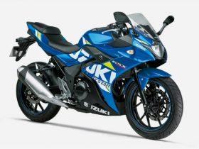 【新車】スズキ、「GSX250R」にABS仕様を追加して発売