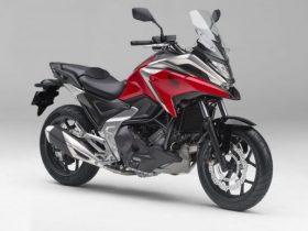【新車】ホンダ、「NC750X」をフルモデルチェンジ パワーアップ&軽量化しよりアクティブに