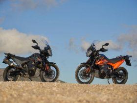 【新車】KTM、「890 ADVENTURE」などニューモデルを含む2021年型ストリートモデル全7機種を発売