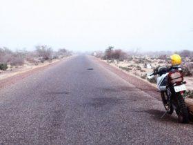 SX200Rで「サハラ砂漠縦断」(1987年?1988年)第3回目