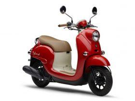 【新車】ヤマハ、「Vino」2021年モデルを発売 レトロポップなスタイルに似合う個性豊かな4色が登場