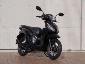 【新車】ホンダ、「Dio110」をフルモデルチェンジ 新設計エンジン&フレームを採用