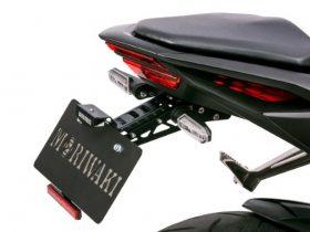 【新製品】モリワキ、新保安基準適合の「CBR250RR用ショートフェンダーキット」を発売