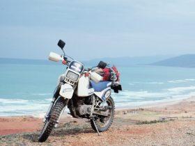 SX200Rで「サハラ砂漠縦断」(1987年?1988年)第4回目