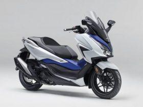 【新車】ホンダ、「フォルツァ」をモデルチェンジし3/25に発売