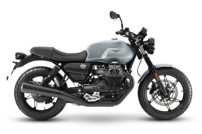 Moto Guzzi ra mắt V7 Stone 100th Anniversary Edition và V7 Special