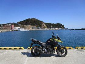 Vストローム250で行く「鵜ノ子岬→尻屋崎2021」(1)復興地域をめぐる26回目の旅