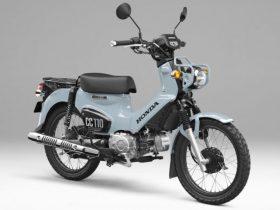 【新車】ホンダ、「クロスカブ110」の新色「プコブルー」を2,000台限定で発売
