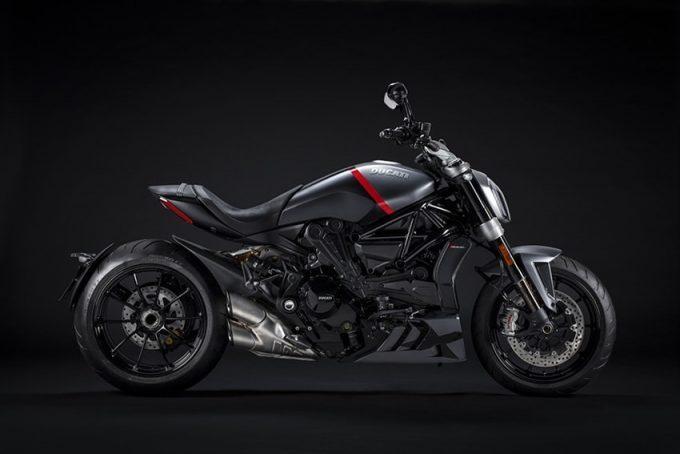 Ra mắt màu mới cho Ducati X Diavel, Scrambler Icon và Desert Sled