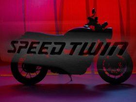 トライアンフ、新型「Speed Twin」を6/1(火)世界初公開 ティザームービーを公開