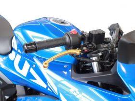 【新製品】アクティブ、ジクサー250/SF250用 STFレバーを発売