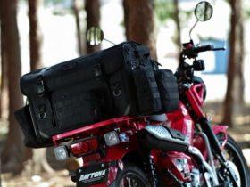 【新製品】ヘンリービギンズ、シートバッグとポーチを組み合わせてカスタムできる「キャンプシートバッグシステム」を発売