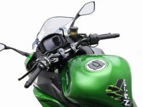 【新製品】ハリケーン、Ninja 1000SX('20)用バーハンドルキットを発売