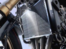 【新製品】モリワキからZ900RS/CafeとCBR650R/CB650R用ラジエーターコアガードが登場!
