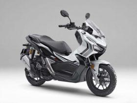【新車】ホンダ、「ADV150」受注期間限定カラーを発売