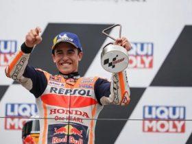 【MotoGP】ホンダ、マルク・マルケスが2年ぶりに優勝