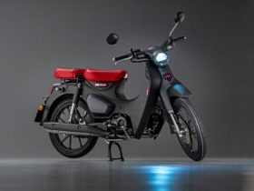 2022年新型スーパーカブC125が欧州で発表! 新エンジンとABSを装備し日本でも発売へ