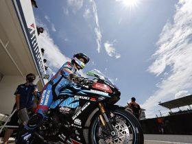 【Team KAGAYAMA】全日本ロードレース選手権シリーズ 第4戦 長谷川聖がレース2で10人抜きの追い上げをみせる