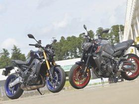【MT-09/SP ABS 試乗インプレ】フルモデルチェンジでエンジン&車体を完全刷新!