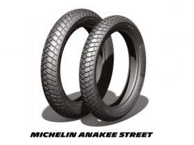 【新製品】ミシュラン、シティーユースとオフロード性能を併せ持つスクーター向けタイヤ「ANAKEE STREET」を発売